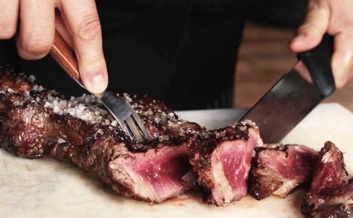 escolher carne para assar